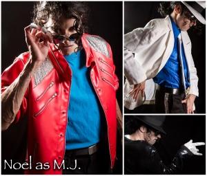Noel as M.J.