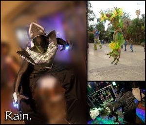 RAIN STILT Artist V2