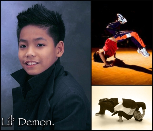 "Anjelo ""Lil Demon"" Baligad"