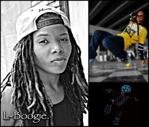 Lisa L-Boogie Bauford